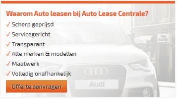 Zakelijk Auto leasen bij AutoLeaseCentrale | All-in zakelijk leasen